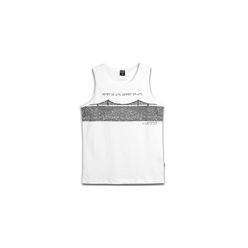 Bridge sleeveless[WH]