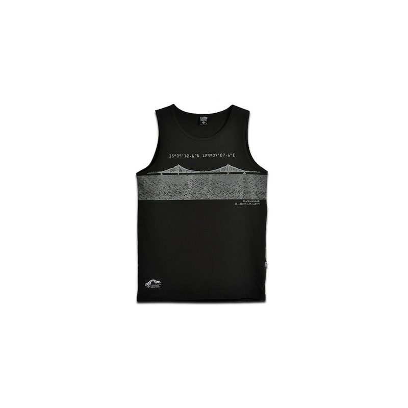 Bridge sleeveless[BK]