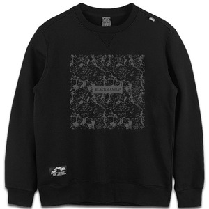 [SALE] Magma sweat shirt(BK)